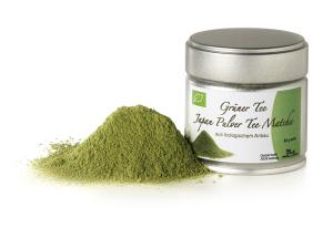 grøn japansk te